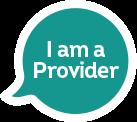 I am a Provider